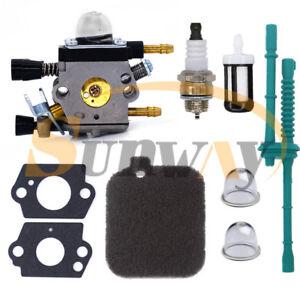 Carburateur kit Tuyau pour Stihl BG45 BG46 BG55 BG65 BG85 SH55 SH85 Souffleur