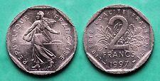 2 Francs, Semeuse 1997 (avec point)