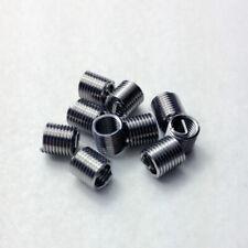 Thread Stainless 10pcs M6*1*2D Screw New Steel length helicoil insert insert