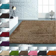 Modern Large Living Room Rug Carpet Soft Pile Shaggy Rug Bedroom Floor Mats