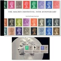 GB 2017 Machin Definitive 50th Anniv~Prestige Stamp Booklet~DY21~Unmounted Mint