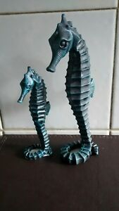 Seahorses ornaments X 2