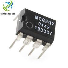 2pcs MSGEQ7 Band Graphic Equalizer IC DIP-8 MSGEQ7 VQ