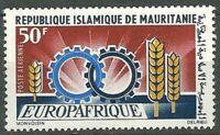 Mauretanien Yvert # Pa 63 MNH Set Europafrique