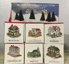 Liberty Falls American collection Lot of 7
