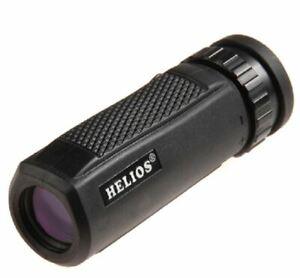 Helios Rapide 8 x 25 Compact Roof Prism Monocular #30921 (UK Stock) BNIB NEW