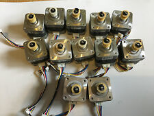 12 x Stepper motor NEMA 17 - CNC ROUTER MILL ROBOT REPRAP  3D printer 4
