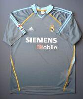 Real Madrid Jersey 2003 2004 Third L Shirt Mens Camiseta Football Adidas ig93