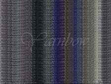 Noro ::Silk Garden Sock #358:: silk mohair yarn Black-Greys-Bluet Lot A