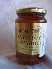 Griechischer Honig Eukalyptus Peloponnes Griechenland 460 g €  / GP 1 kg € 32,39