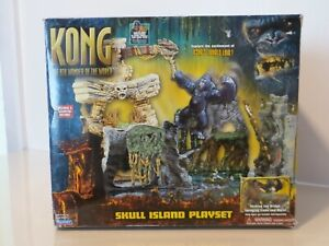 Playmates King Kong Skull Island Playset