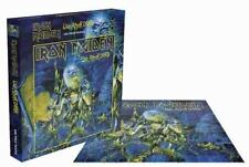 Rocksaws Iron Maiden Live After Death 500 Piece Jigsaw Puzzle