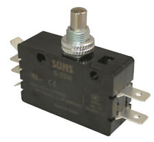 Suns S 20m Panel Plunger Snap Action 25a Micro Switch Adpff3j04ac