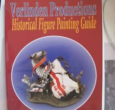 VERLINDEN PRODUCTIONS HISTORICAL FIGURE PAINTING GUIDE N°1245