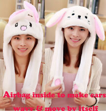 Christmas Cute Ears Wavy Unique Hat Halloween Costume Airbag to make Ears MOVE