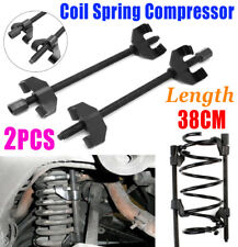 2pcs 380mm Coil Spring Compressor Clamp Heavy Duty Quality Car Truck Auto Tools