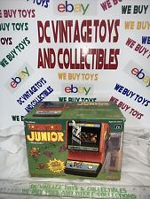 1983 COLECO NINTENDO ARCADE TABLETOP GAME DONKEY KONG JR w/BOX Works Great!!