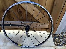 Mavic Tubular Bicycle Rear Wheels