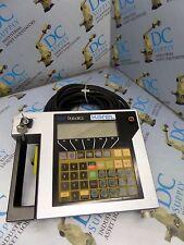GMF ROBOTICS KAREL FANUC A05B-2020-C141 TEACH PENDANT W/ 200-T329 10MA CABLE