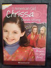 AN AMERICAN GIRL CHRISSA STANDS STRONG DVD MOVIE 2009