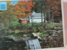 Vintage 1000 Piece Puzzle Woodland Waterfall Rainbow Works 75922 Factory Sealed