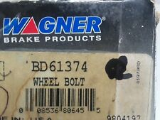 1 ~ BD61374 Wagner Wheel Lug Stud Front,Rear