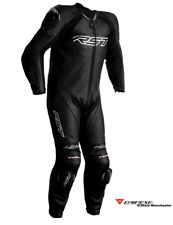 RST Tractech Evo 4 Youth Race Track Sport Leather Suit UK 34