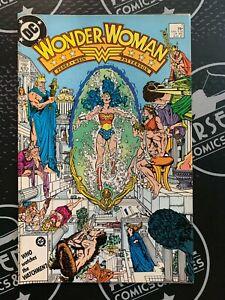 Wonder Woman #7 1987 DC Comics JLA 1st Barbara Ann Minerva/Cheetah