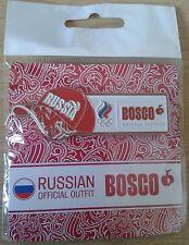 GIOCHI OLIMPICI DI LONDRA 2012-BOSCO: il funzionario RUSSIA'S Outfitter pin badge. BN!