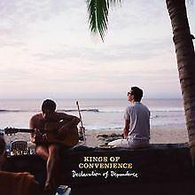 Declaration of Dependence von Kings of Convenience | CD | Zustand akzeptabel