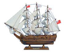 "HMS Bounty 15"" - Wooden Model Ship - HM Armed Vessel Bounty - Tall Ship"