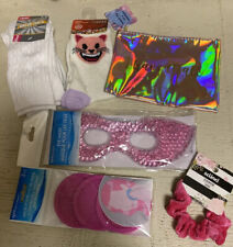 Cosmetic Bag And Items
