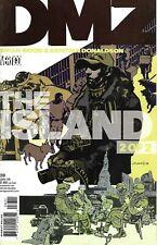 DMZ # 36 : VERTIGO COMICS : 2009 : vf+(8.5)  ~~