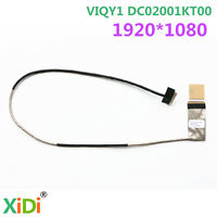 New For Lenovo Y510P Lcd Lvds Cable VIQY1 DC02001KT00 1080P FHD