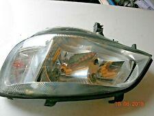 Vauxhall zafira  A DTI 16v 2005 Head light N/S,Passenger side; BREAKING ZAFIRA A