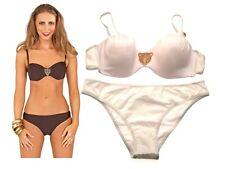 Womens Sexy Leopard Broach Bikini Set Ladies Swimwear Beach Holiday Summer Set