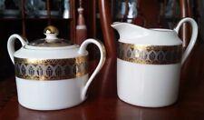 San Marco Royal Gallery Sugar Bowl & Creamer