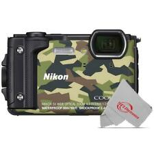 Nikon COOLPIX W300 16MP Waterproof Digital Camera Camouflage