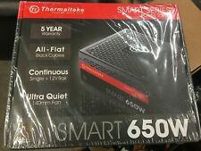 Thermaltake SP-650P 650W Power Supply Unit Black NEW🔥