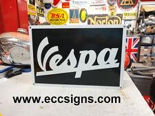 VESPA MOTORCYCLE  SIGN PARTS & ACCESSORIES EC0201