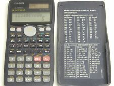CASIO - fx - 991 MS Scientific Calculator with Plastic Protection Sleeve NICE: