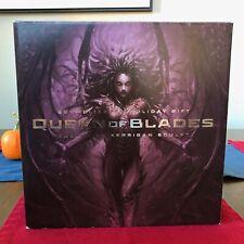 2011 Blizzard Employee Holiday Gift - Queen of Blades Statue StarCraft UNOPENED