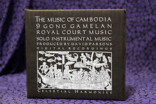 The music of Cambodia, Celestial Harmonies 3CD Box Limited Edition