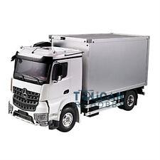 Hercules 1/14 Scale RC 2 Axle KIT Lower Top Van Tractor Truck W/ Motor W/O ESC
