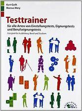 Testtrainer für alle Arten von Einstellungstests,  Eignun... | Buch | Zustand gut