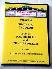 The Hollywood Palace - Volume 38 (3/22/1969) Host: Don Rickles & Phyllis Diller