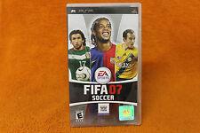 Fifa 07 Soccer PSP