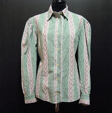 MOSCHINO VINTAGE '80 Camicia Donna Cotone Woman Cotton Shirt Sz.S