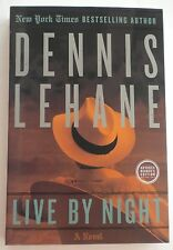 Live By Night SIGNED by Dennis Lahane NEW ARC (Advance Reader Copy)