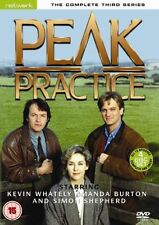 PEAK PRACTICE the complete third series 3. Kevin Whately. 4 Discs. New DVD.